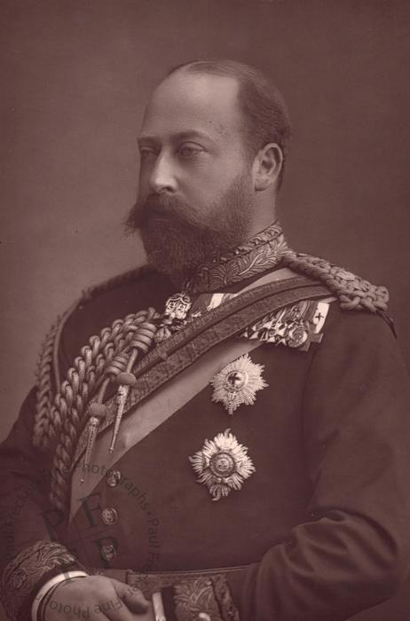 Prince Edward, the Prince of Wales