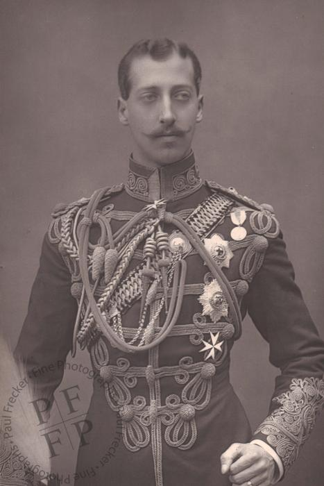 Prince Albert Victor, the Duke of Clarence