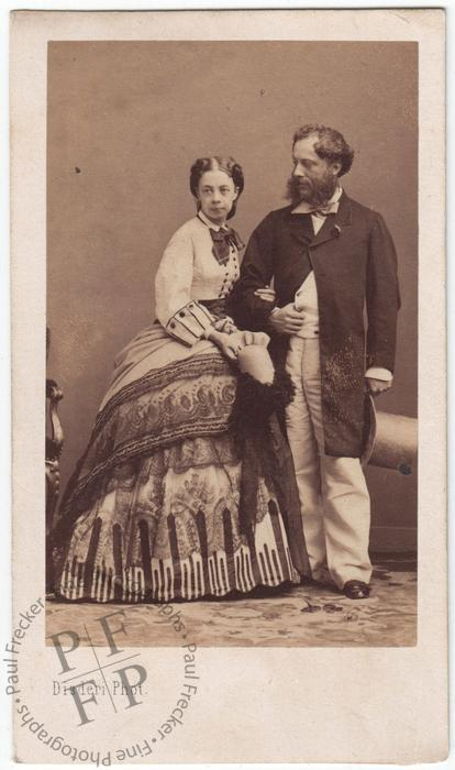 Prince Richard and Princess Pauline de Metternich
