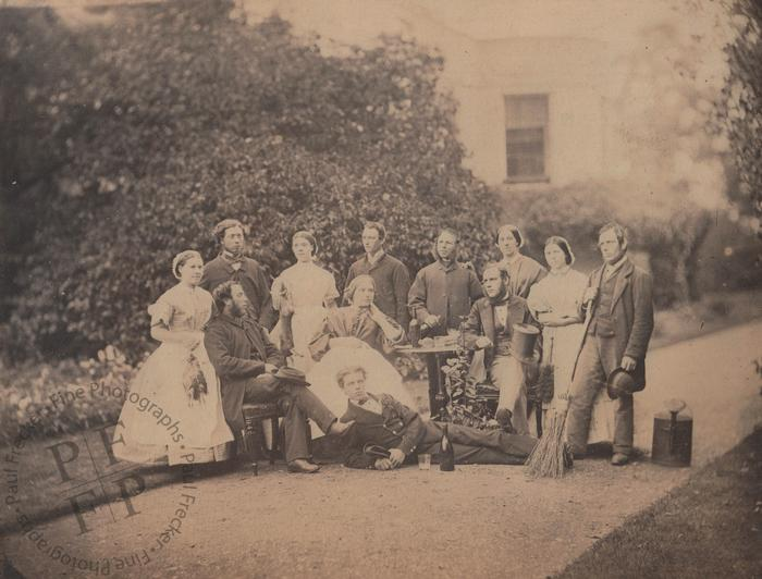 Servants at Liddington