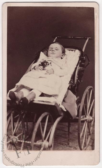 Child in a push chair II