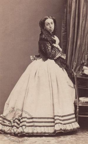 The Duchess of Fernán Núñez