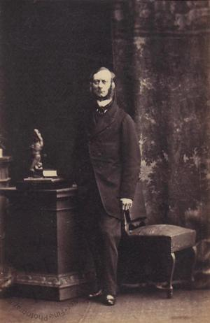 The Honourable Edward Cecil Curzon