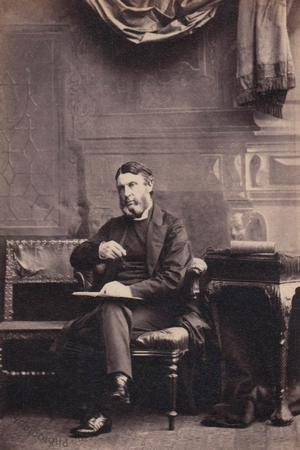 Reverend William Wilcox Clarke